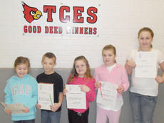 "<div class=""source""></div><div class=""image-desc"">Taylor County Elementary School recently announced its Good Deed Winners for the week of Jan. 19. They are Molly Hughes, Nate Pittman, Elizabeth Swafford, Amy Reynolds and Kyah Neal. </div><div class=""buy-pic""></div>"