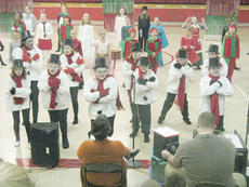 "<div class=""source""></div><div class=""image-desc"">Taylor County Elementary School Cardinal Chorus recently performed ""North Pole Musical"" to usher the holiday season in with style. The group sang and danced for three audiences.</div><div class=""buy-pic""></div>"
