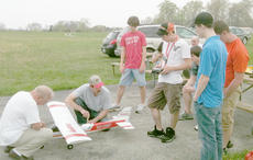 """<div class=""""source""""></div><div class=""""image-desc"""">The TCHS aviation class recently had the maiden voyage of its ARF RC plane at Green River Lake. </div><div class=""""buy-pic""""></div>"""