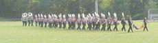 """<div class=""""source""""></div><div class=""""image-desc"""">Taylor County High School will host its annual marching invitational on Saturday, with eight area bands set to take the stage. The TCHS band, pictured, will perform in exhibition at 8:30 p.m.</div><div class=""""buy-pic""""></div>"""