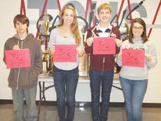 "<div class=""source""></div><div class=""image-desc"">Taylor County High School recently announced its Students of the Week for the week of Oct. 15-22. They are, from left, freshman Austin Arford, sophomore Hannah Howard, junior Chandler Smith and senior Haley Franklin. </div><div class=""buy-pic""></div>"