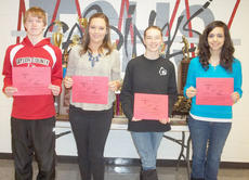 """<div class=""""source""""></div><div class=""""image-desc"""">Taylor County High School recently announced its Students of the Week for the week of Oct. 29 through Nov. 7. From left, they are freshman Taylor McGuire, sophomore Maddie Mason, junior Nikki Wethington and senior Zuleyka Valdes.</div><div class=""""buy-pic""""></div>"""