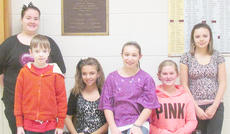 "<div class=""source""></div><div class=""image-desc"">From left are Lydia Epperson, Joshua Martin, Samantha Hughes, Sara Clark, Abigail Smoot and Megan McNear. </div><div class=""buy-pic""></div>"