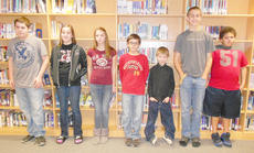 "<div class=""source""></div><div class=""image-desc"">Taylor County Middle School recently announced its Students of the Week. They are, from left, Blake Hearon, Hannah Gadberry, Makayla Deering, Chase Otto, Drew Proctor, Austin Ellis and Daniel Hancock.</div><div class=""buy-pic""></div>"
