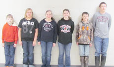 """<div class=""""source""""></div><div class=""""image-desc"""">Taylor County Middle School recently named its Students of the Week for the week of Feb. 18-22. They are, from left, Joshua Martin, Haley Stephens, Mackenzie Cox, Shelby Wilds, Dawson Vaughn and Payton Clark. </div><div class=""""buy-pic""""></div>"""