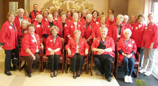 """<div class=""""source""""></div><div class=""""image-desc"""">Taylor Regional Hospital Auxiliary Volunteers had its annual awards luncheon on Dec. 4.</div><div class=""""buy-pic""""></div>"""