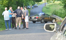 """<div class=""""source"""">Calen McKinney</div><div class=""""image-desc"""">Taylor County Sheriff's deputies investigated a fatal ATV crash on Friday night, in which a man died at the scene in Mannsville. No other details, including the man's name, had been released at press time on Saturday morning.</div><div class=""""buy-pic""""><a href=""""http://web2.lcni5.com/cgi-bin/c2newbuyphoto.cgi?pub=085&orig=atv_crash_1.jpg"""" target=""""_new"""">Buy this photo</a></div>"""