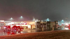 "<div class=""source"">Campbellsville Fire-Rescue</div><div class=""image-desc"">Campbellsville Fire-Rescue responded to a call of a fire at Burger King on the Campbellsville Bypass Tuesday evening. </div><div class=""buy-pic""><a href=""/photo_select/66388"">Buy this photo</a></div>"