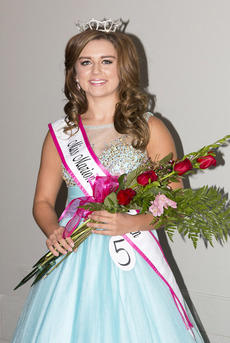 """<div class=""""source""""></div><div class=""""image-desc"""">Cailee Higdon, 15, was recently crowned Miss Marion County Teen at the Marion County Fair.</div><div class=""""buy-pic""""></div>"""