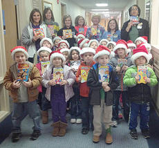 "<div class=""source""></div><div class=""image-desc"">Campbellsville Elementary School recently collected 50 books to give to babies at the Taylor Regional Hospital nursery.</div><div class=""buy-pic""></div>"