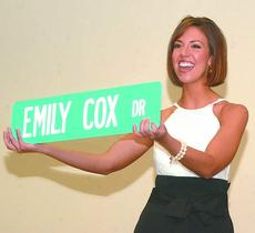 """<div class=""""source"""">Rebecca Cassell, Editor</div><div class=""""image-desc"""">Emily Cox was guest speaker at the annual Chamber of Commerce Banquet</div><div class=""""buy-pic""""><a href=""""/photo_select/23839"""">Buy this photo</a></div>"""