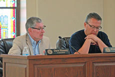 """<div class=""""source"""">FRANKLIN CLARK/CKNJ</div><div class=""""image-desc"""">Campbellsville City Council member David Nunery speaks about the city's water treatment issues at Monday's city council meeting. Nunery said the debt service on a $4.3 million project to fix a sludge problem at the city's water treatment plant would be $171,544 per year.</div><div class=""""buy-pic""""><a href=""""/photo_select/65062"""">Buy this photo</a></div>"""