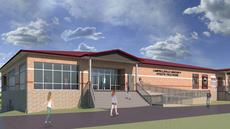 """<div class=""""source"""">Campbellsville University</div><div class=""""image-desc"""">The new Campbellsville University Tiger Field House will begin with a special groundbreaking ceremony on Tuesday, Feb. 6, at 1:30 p.m. on campus. The new two-story fieldhouse will be located on the corner of Tiger Way and Chandler Street, across from the Hawkins Athletic Center.</div><div class=""""buy-pic""""><a href=""""/photo_select/66468"""">Buy this photo</a></div>"""