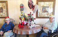 "<div class=""source""></div><div class=""image-desc"">Campbellsville Nursing and Rehabilitation Center recently had its annual Valentine's Day party. Staff and residents voted on a Valentine's Day king and queen, Wallace Phillips and Jane Gilpin.</div><div class=""buy-pic""></div>"