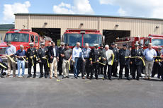 "<div class=""source"">Zac Oakes</div><div class=""image-desc"">Several members of the community came out to celebrate the grand opening of the new Taylor County Fire Station. The grand opening was held in September. </div><div class=""buy-pic""><a href=""/photo_select/66431"">Buy this photo</a></div>"