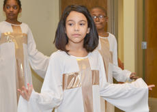 "<div class=""source"">Calen McKinney</div><div class=""image-desc"">Madison Abren dances with Pleasant Union Baptist Church's youth group Joyful Light. The group performed a liturgical dance to ""Take Me To The King"" by Tamela Mann to encourage people to know Jesus. In back are Ashanti Williams and Isaiah White.</div><div class=""buy-pic""><a href=""http://web2.lcni5.com/cgi-bin/c2newbuyphoto.cgi?pub=085&orig=gcu_black_history_6.jpg"" target=""_new"">Buy this photo</a></div>"