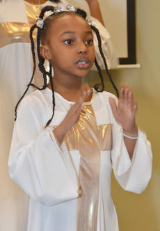 "<div class=""source"">Calen McKinney</div><div class=""image-desc"">Lavonya Caldwell dances with Pleasant Union Baptist Church's youth group Joyful Light. The group performed a liturgical dance to ""Take Me To The King"" by Tamela Mann to encourage people to know Jesus.</div><div class=""buy-pic""><a href=""http://web2.lcni5.com/cgi-bin/c2newbuyphoto.cgi?pub=085&orig=gcu_black_history_8.jpg"" target=""_new"">Buy this photo</a></div>"