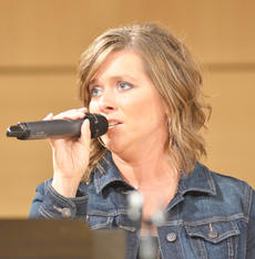 """<div class=""""source"""">Calen McKinney</div><div class=""""image-desc"""">Stephanie Blakeman performs with her family at Hearts To Help, a fundraiser concert on Saturday to raise money for Green River Ministries.</div><div class=""""buy-pic""""><a href=""""/photo_select/48486"""">Buy this photo</a></div>"""