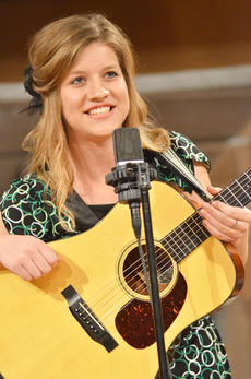 """<div class=""""source"""">Calen McKinney</div><div class=""""image-desc"""">Rebekah Lindsey performs with her family, The Lindsey Family, of Greensburg, at Hearts To Help, a fundraiser concert on Saturday to raise money for Green River Ministries.</div><div class=""""buy-pic""""><a href=""""/photo_select/48505"""">Buy this photo</a></div>"""