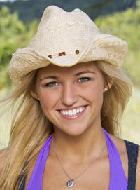 "<div class=""source"">Monty Brinton</div><div class=""image-desc"">Jefra Bland of Campbellsville, a former Miss Kentucky Teen USA, will be among the castaways competing on ""Survivor: Cagayan"" when the Emmy Award-winning series returns for its 28th season on Wednesday, Feb. 26, at 8 p.m. on CBS.</div><div class=""buy-pic""></div>"