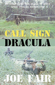 """<div class=""""source""""></div><div class=""""image-desc"""">Campbellsville resident Joe Fair recently published his memoir, """"Call Sign Dracula: My Tour with the Black Scarves, April 1969 to March 1970."""" The book details the 12 months Fair spent as a soldier in Vietnam.</div><div class=""""buy-pic""""></div>"""