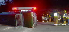 """<div class=""""source"""">Calen McKinney</div><div class=""""image-desc"""">Taylor County Sheriff's deputies are investigating a two-crash crash that happened just before 9 p.m. Saturday night at the intersection of KY 210 and Moss Road. An Elizabethtown man has been arrested and charged with DUI.</div><div class=""""buy-pic""""><a href=""""/photo_select/52433"""">Buy this photo</a></div>"""