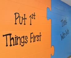 """<div class=""""source"""">Calen McKinney</div><div class=""""image-desc"""">Campbellsville Middle School has redesigned its building to feature the seven habits of highly effective people, as part of the Leader in Me program.</div><div class=""""buy-pic""""><a href=""""/photo_select/54829"""">Buy this photo</a></div>"""