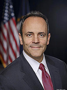 "<div class=""source""></div><div class=""image-desc"">Kentucky Gov. Matt Bevin has recently received criticism for statements he made during an appearance on a local radio station, WVLC 99.9 The Big Dawg in Campbellsville. </div><div class=""buy-pic""><a href=""/photo_select/66714"">Buy this photo</a></div>"