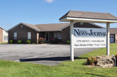 """<div class=""""source"""">Jeff Moreland</div><div class=""""image-desc"""">The Central Kentucky News-Journal is now in its new office at 200 Albion Way.</div><div class=""""buy-pic""""><a href=""""http://web2.lcni5.com/cgi-bin/c2newbuyphoto.cgi?pub=085&orig=newcknj_0.jpg"""" target=""""_new"""">Buy this photo</a></div>"""