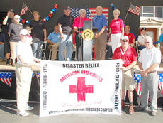 """<div class=""""source""""></div><div class=""""image-desc"""">Campbellsville Mayor Tony Young and Taylor County Judge/Executive Eddie Rogers proclaimed the week of July 4 as Donate to the American Red Cross Week.</div><div class=""""buy-pic""""></div>"""