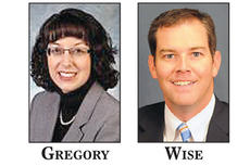 """<div class=""""source""""></div><div class=""""image-desc"""">The race for the 16th State Senate District seat is between incumbent Sen. Sara Beth Gregory, R-Monticello, and challenger Max Wise of Campbellsville.</div><div class=""""buy-pic""""></div>"""