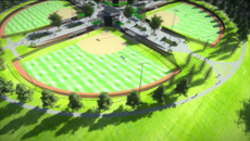 """<div class=""""source"""">SUBMITTED</div><div class=""""image-desc"""">Campbellsville Mayor Tony Young played a two-minute video rendering of what the sports complex could look like.</div><div class=""""buy-pic""""><a href=""""/photo_select/64759"""">Buy this photo</a></div>"""
