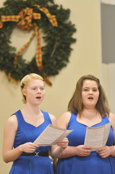 "<div class=""source"">Calen McKinney</div><div class=""image-desc"">Taylor County High School's Women's Swing Ensemble performed Christmas classics on Dec. 9 during its annual winter concert.</div><div class=""buy-pic""><a href=""/photo_select/48901"">Buy this photo</a></div>"