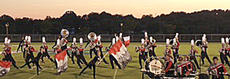 "<div class=""source""></div><div class=""image-desc"">Taylor County High School Marching Cardinals competed last Saturday at the South Central Kentucky Marching Band Contest in Glasgow. The band was awarded best percussion and second place in Class AAA. The Cardinals ranked fourth overall among all the classes.</div><div class=""buy-pic""></div>"