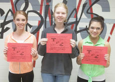 "<div class=""source""></div><div class=""image-desc"">Taylor County High School recently named its Students of the Week for the week of May 5. They are, from left, freshman Madison Lauer, junior Mary Gray and senior Tiffany Lawson. Sophomore Olivia Wilkerson is absent from the photo.</div><div class=""buy-pic""></div>"