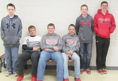 """<div class=""""source""""></div><div class=""""image-desc"""">Taylor County Middle School recently named its Students of the Week for the week of March 17. They are, from left, Noah McNear, Blake Fields, Evan Davis, Spencer Agee, Cooper Parks and Blake Richard.</div><div class=""""buy-pic""""></div>"""