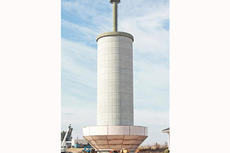 "<div class=""source"">CKNJ File Photo</div><div class=""image-desc"">Water from the new Spurlington water tower will be sold to Marion County, which is expected to use 250,000- 400,000 gallons daily.</div><div class=""buy-pic""><a href=""/photo_select/66355"">Buy this photo</a></div>"