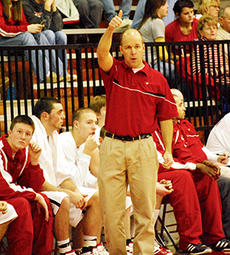 "<div class=""source"">Submitted</div><div class=""image-desc"">Troy Young is seen in this photo from his coaching days. He will be inducted into the 5th Region Athletics Directors' Hall of Fame tonight.</div><div class=""buy-pic""></div>"