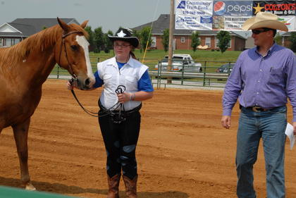 The annual youth and Tommie Johns Memorial Championship horse shows were Saturday, June 4 at the Taylor County Fairgrounds. The shows kicked off this year's Taylor County Fair, which continues through Saturday, June 11.