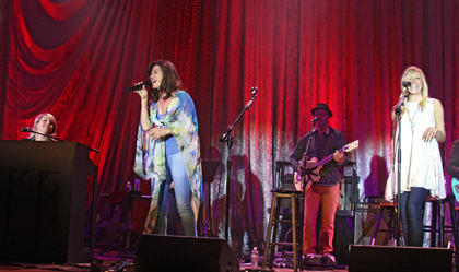Amy Grant, Nicole Nordeman and Ellie Holcomb