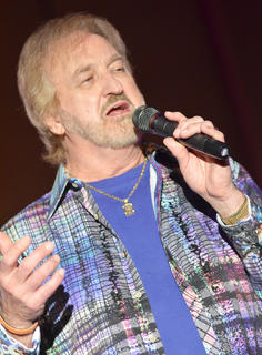 "Duane Allen sings ""Glorious Impossible."""