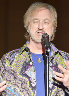 "Duane Allen sings ""No Matter How High"" with his bandmates."