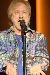 "Duane Allen sings ""Paintin' the Town."""
