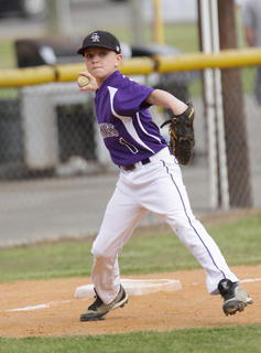 Aaron Hash of the Rockies makes a throw to first base during a game against the Astros.