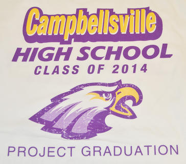 Campbellsville High School Class of 2014 graduates celebrated together at project graduation on Saturday, May 24. The celebration was likely the last time all the graduates will be together as a group.