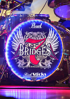 7 Bridges, The Ultimate Eagles Experience, kicks off the 2017 Central Kentucky Art Series Tuesday night at Campbellsville University's Ransdell Chapel.