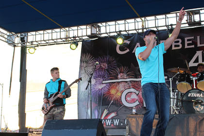 "Boys of Broad of Central City were given an honorable mention for their performance of Justin Moore's ""Whiskey Wink."""