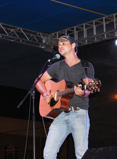 """McKenna Clay of Mt. Sherman sings Brantley Gilbert's """"A Modern Day Prodigal Son."""""""