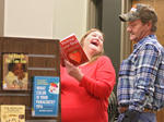 SLIDESHOW: Date night at the library