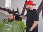 Rock the Bald: Volunteers raise money for childhood cancer research by getting heads shaved